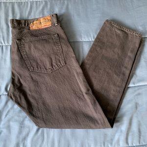 Ralph Lauren Jeans - Ralph Lauren Denim & Supply Slim Gray 100% Cotton